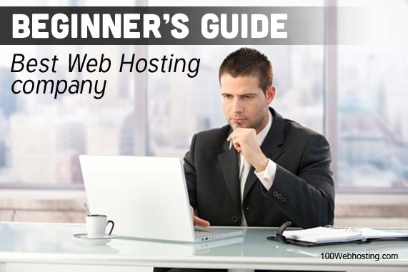 Beginner's guide to best web hosting