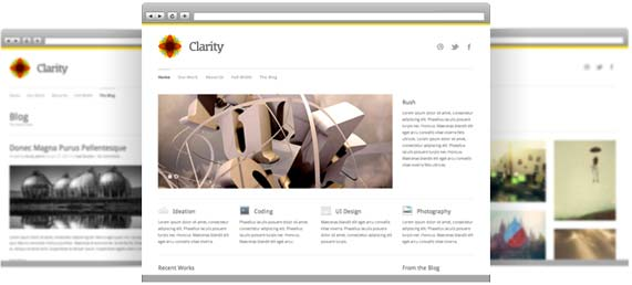 Clarity theme