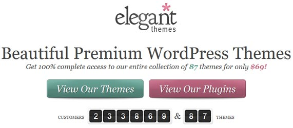 Elegant Themes package