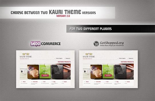 Kauri theme