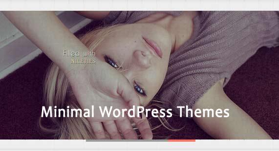 Minimal WP Themes
