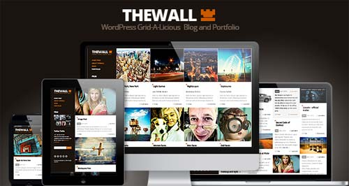 TheWall theme