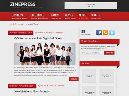 Zinepress