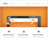 Elegant Themes Foxy WordPress Theme